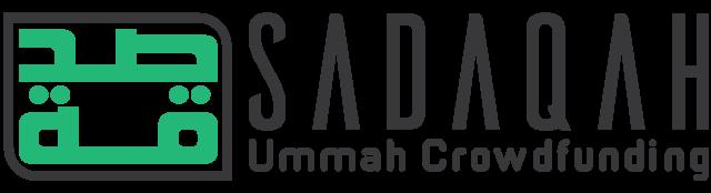 Sadaqah Ummah Crowdfunding Logo